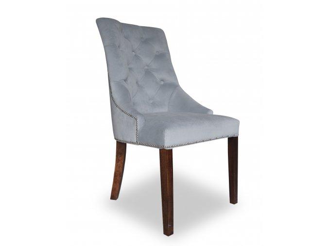 Luxusní židle Lady Sir England s připínáčky