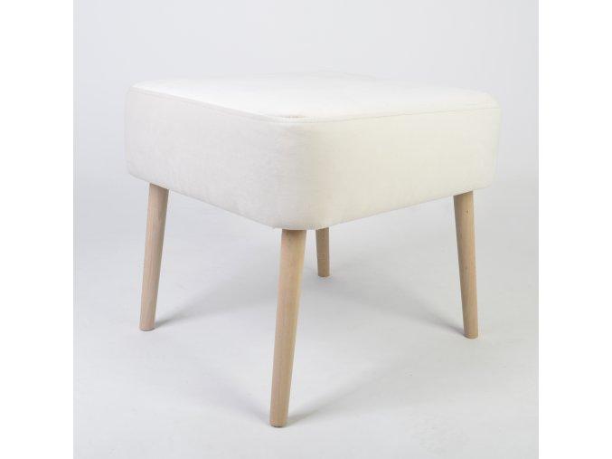 Designový taburet Sandy