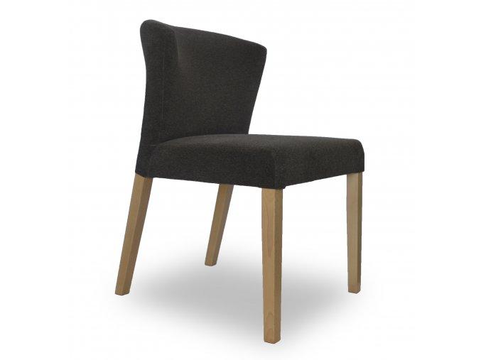 Designová židle Form se zeštíhleným sedákem