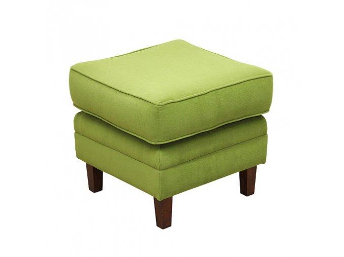 Pohodlný taburet Larde-OK