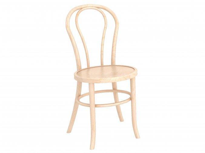 Celodřevěná odolná židle do kaváren | Ressed