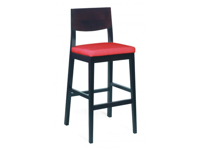 Barové židle s opěrkami - Ressed