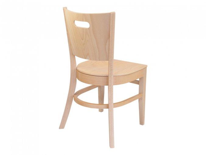 Dřevěná buková židle do kulturních sálů | Ressed