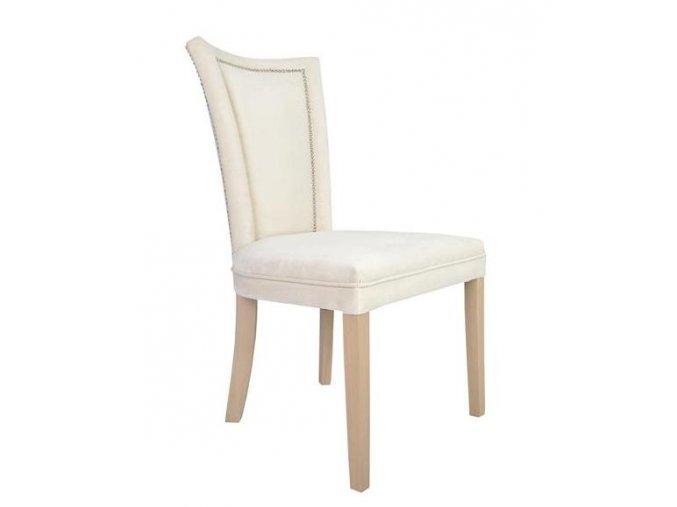 Designová židle Rico s připínáčky