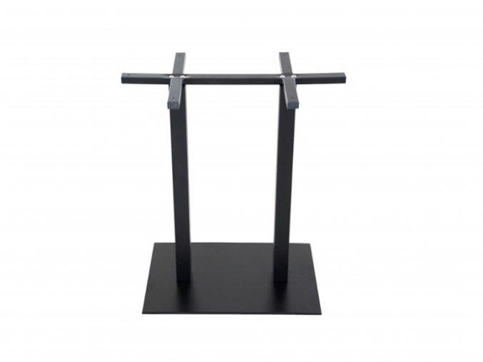 Obdélníková ocelová barová podnož  | Ressed