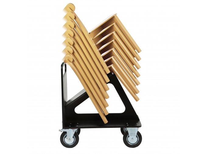 Vozík pro stohovatelné židle | Ressed