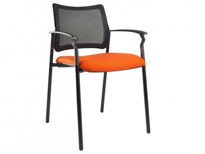 Konferenřní židle s pevnýma područkama | Ressed