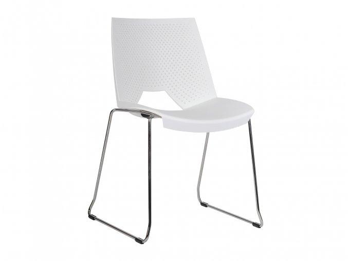 Moderní plastová židle do konferenčních sálů | Ressed