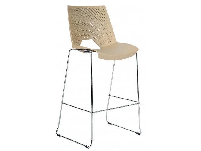 Barová židle stohovatelná | Ressed