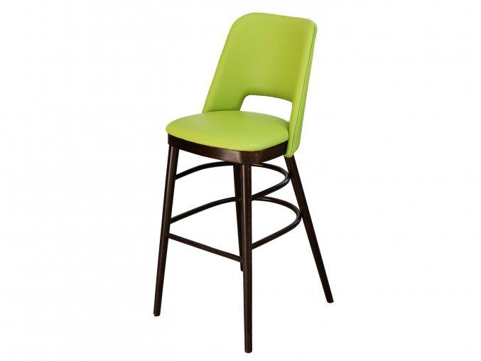 Barová židle s širokým výběrem barev látek a koženek | Ressed
