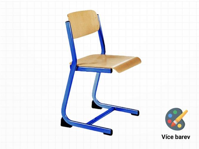 Školní ergonomická židle do učeben   Ressed