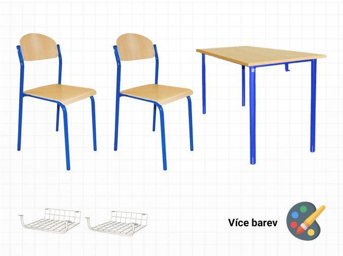 Výhodný školní set do učeben | Ressed
