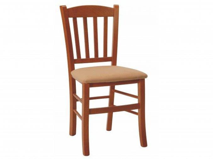 Masivní židle s čalouněným sedákem do kulturních domů | Ressed