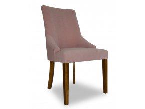 Luxusní židle Lady s klepadlem