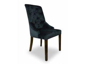 Luxusní židle Lady Sir England ve stylu Chesterfield