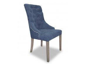 Luxusní židle Lady Sir England s připínáčky a klepadlem