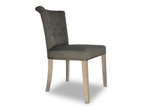 Designová židle Argor s klepadlem a připínáčky
