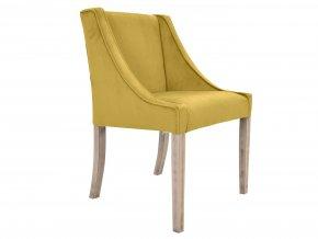 Luxusní čalouněná glamour židle | Ressed