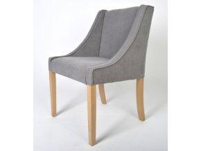 Designová židle Chanelka, komfortní provedení
