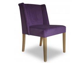 Designová židle Via, kavárenská