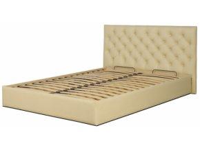 Čalouněná postel Chesterfield čelo | Ressed