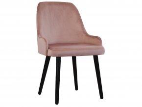 Čalouněná židle ve Skandinávském stylu | Ressed