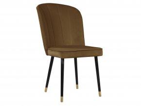 Čalouněná židle vhodná do kaváren, restaurací | Ressed