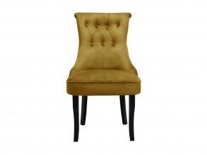 Čalouněná židle s dekorativním válečkem | Ressed