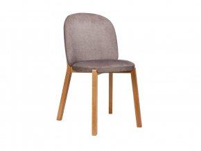 Dřevěná židle s čalouněním do konferenčních místností | Ressed