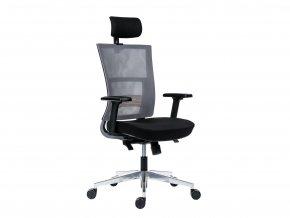 Kancelářská židle s podhlavníkem | Ressed
