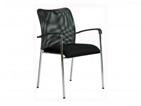 Konferenční židle se síťovaným opěrákem | Ressed