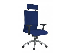 Kancelářská židle s podhlavníkem vhodná do pracoven | Ressed