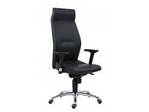 Kancelářská židle s extra vysokým opěrákem | Ressed