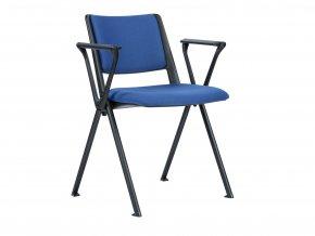 Čalouněná konferenční židle s područkama | Ressed