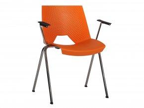 Konferenční židle s lasturovým tvarem | Ressed