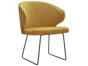 Odlehčená čalouněná židle | Ressed