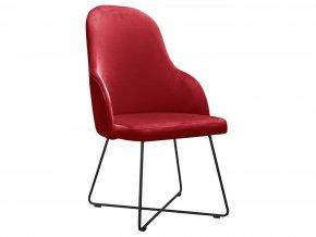 Kavárenská židle z ocelové konstrukce | Ressed