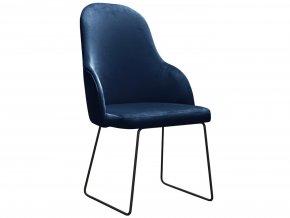 Kavárenská židle z ocelovou konstrukcí | Ressed