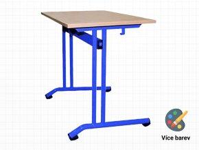 Školní lavice pro jednoho žáky do základní školy | Ressed