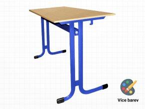 Školní lavice do učeben pro dva | Ressed