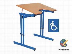 Lavice do základních škol pro tělesně postižené | Ressed