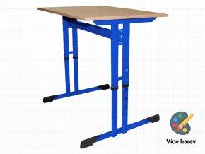 Školní lavice s nastavitelnou výškou na míru | Ressed