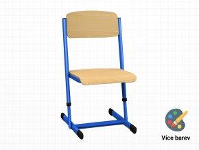 Pevná žákovská židle do základních škol | Ressed