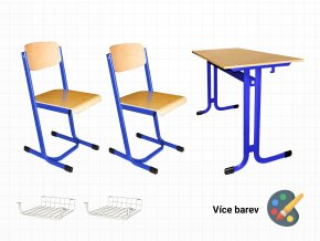 Školní set do tříd | Ressed