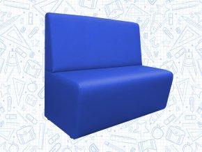 Barevná židle do školních chodeb | Ressed