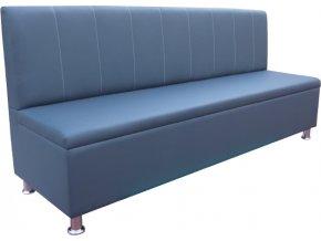 Čalouněná lavice s vyměnitelným sedákem | Ressed
