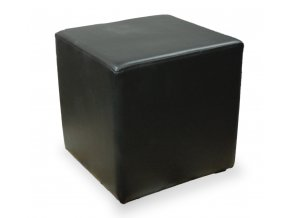 Luxusní taburet s plným sedákem (kostka)