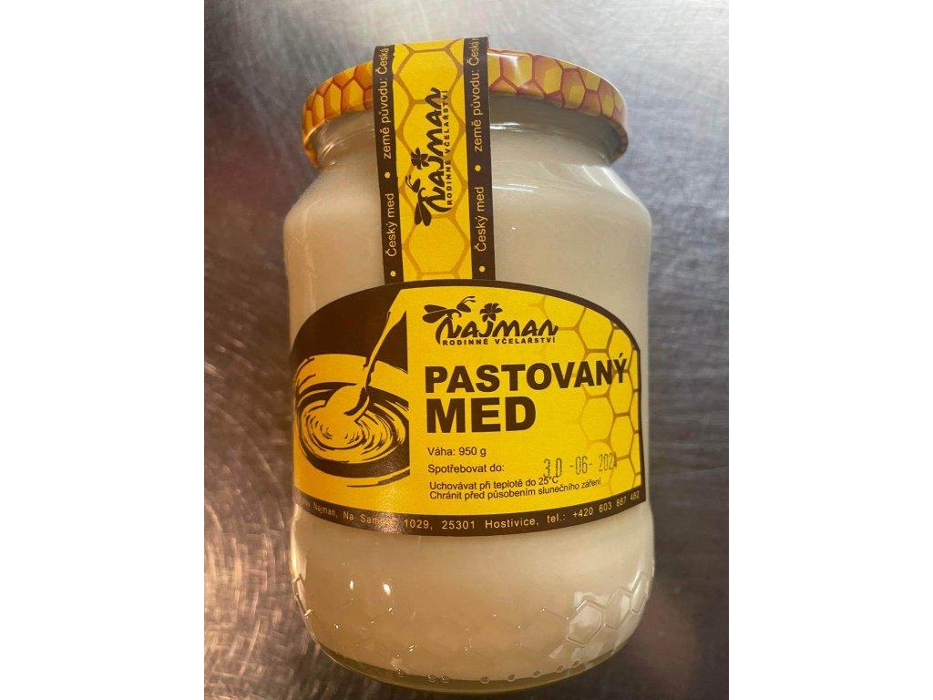 Brdský květový smíšený med