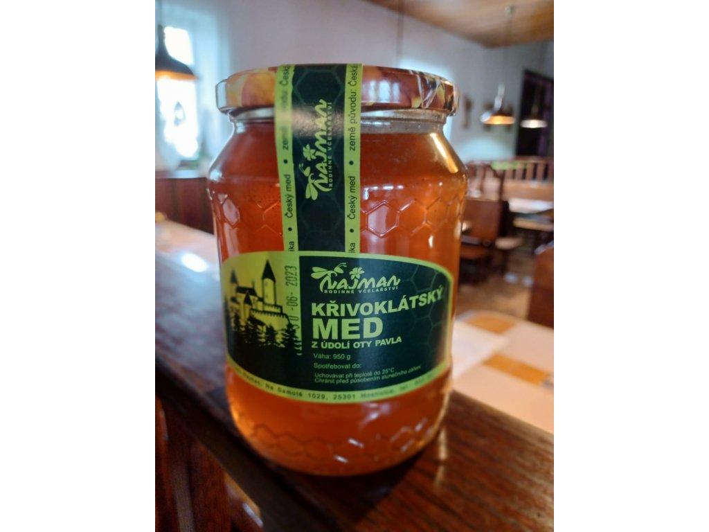 Křivoklátský med