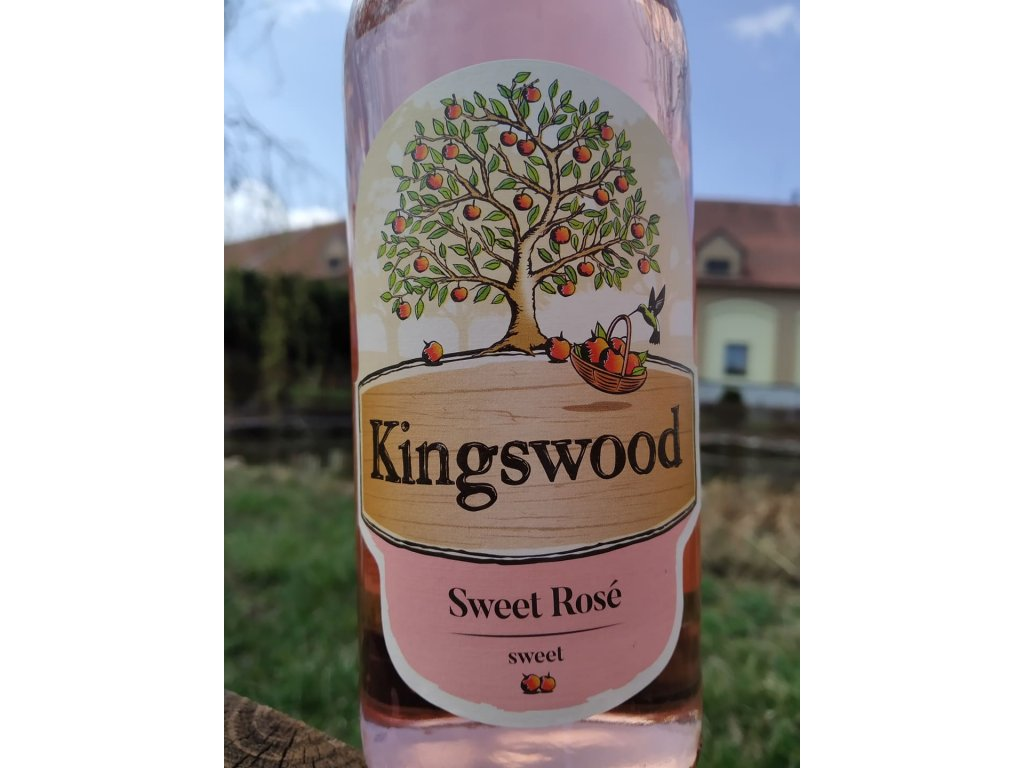 Kingswood Sweet Rosé 4,5%